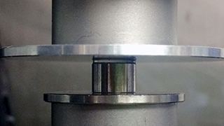 Side image of a Rheo experiment