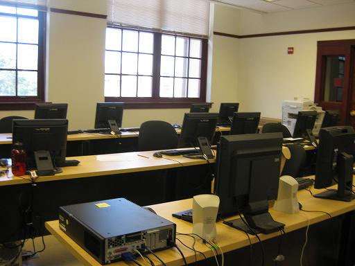 Information Assurance Lab Cramer Room 228