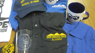 Image of NMT Petroleum Engineering Merchandise
