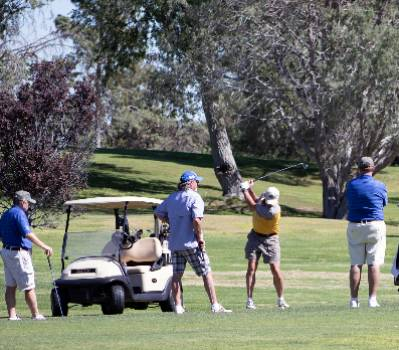 2019 NMT President's Golf Tournament