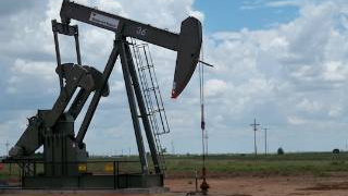 Picture of a Pumpjack