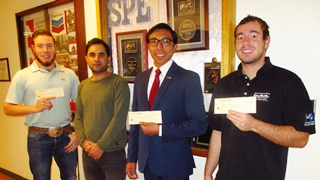 Denver SPE Scholarship Recipients 2020