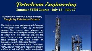 Summer Stem Course