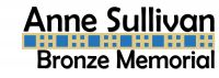 Anne Sullivan Memorial Logo