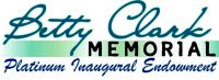 Betty Clark Memorial Logo