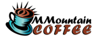 M Mountain Coffee Logo