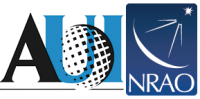 NRAO Very Large Array Logo